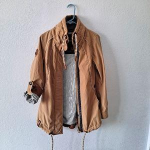 Naketano Brown Jacket